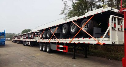 Maintenance tips for semi-trailer spare tires