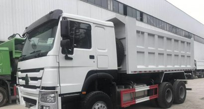 The Use and Maintenance of HOWO Dump Truck